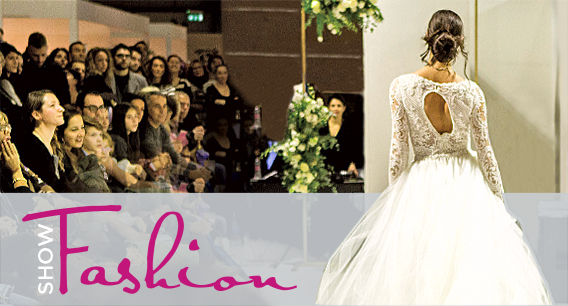 Partecipa al Wedding Fashion Show di Umbria Sposi