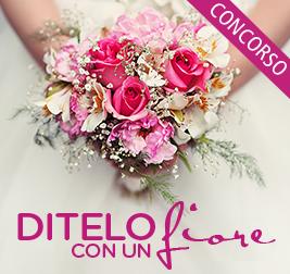 Il flower design protagonista delle nozze. Concorso per fioristi