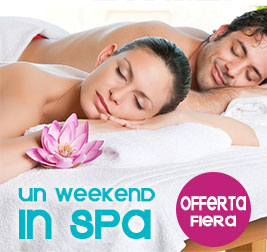 Weekend in SPA Offerta UmbriaSposi